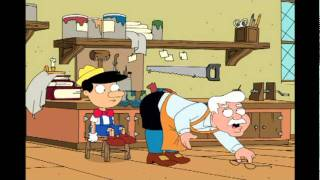Family Guy - Mr. Geppetto