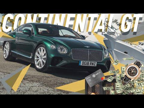 ИМПЕРАТОР ЛЮКСА/NEW BENTLEY CONTINENTAL GT V12 635 Л.С 2018/БОЛЬШОЙ ТЕСТ ДРАЙВ