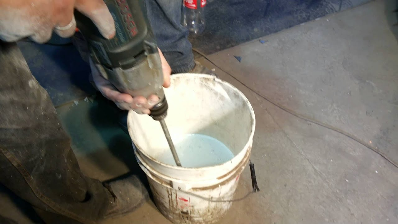 Paleta mezcladora ferroart para morteros youtube - Mezcladora de mortero ...