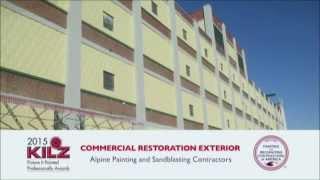 2015 PDCA Industry Award - Commercial Restoration Exterior