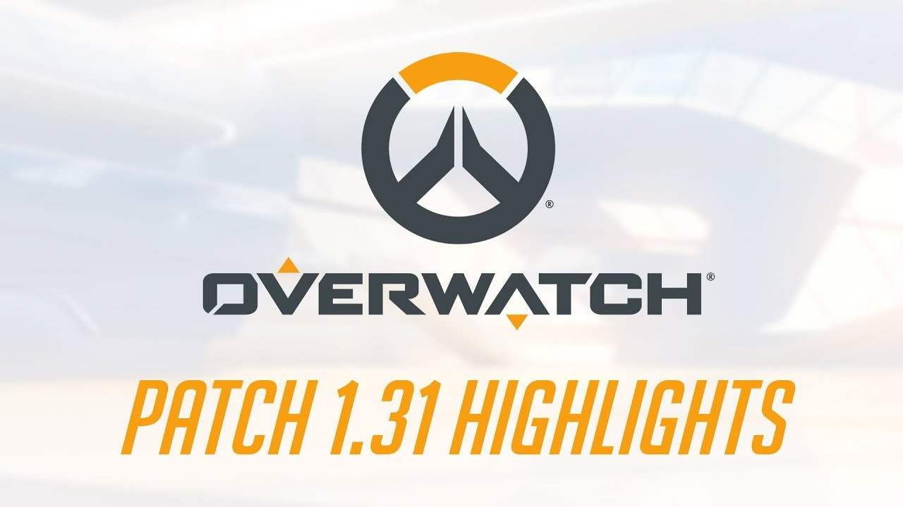 Overwatch patch notes v1 31: Brigitte and Doomfist get nerfs