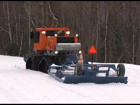 NH Trail Groomer Operator Safety Awareness Training