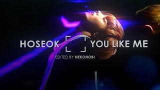 hoseok ─ you like it, girl
