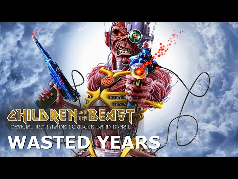Children Of The Beast - promo - Wasted Years