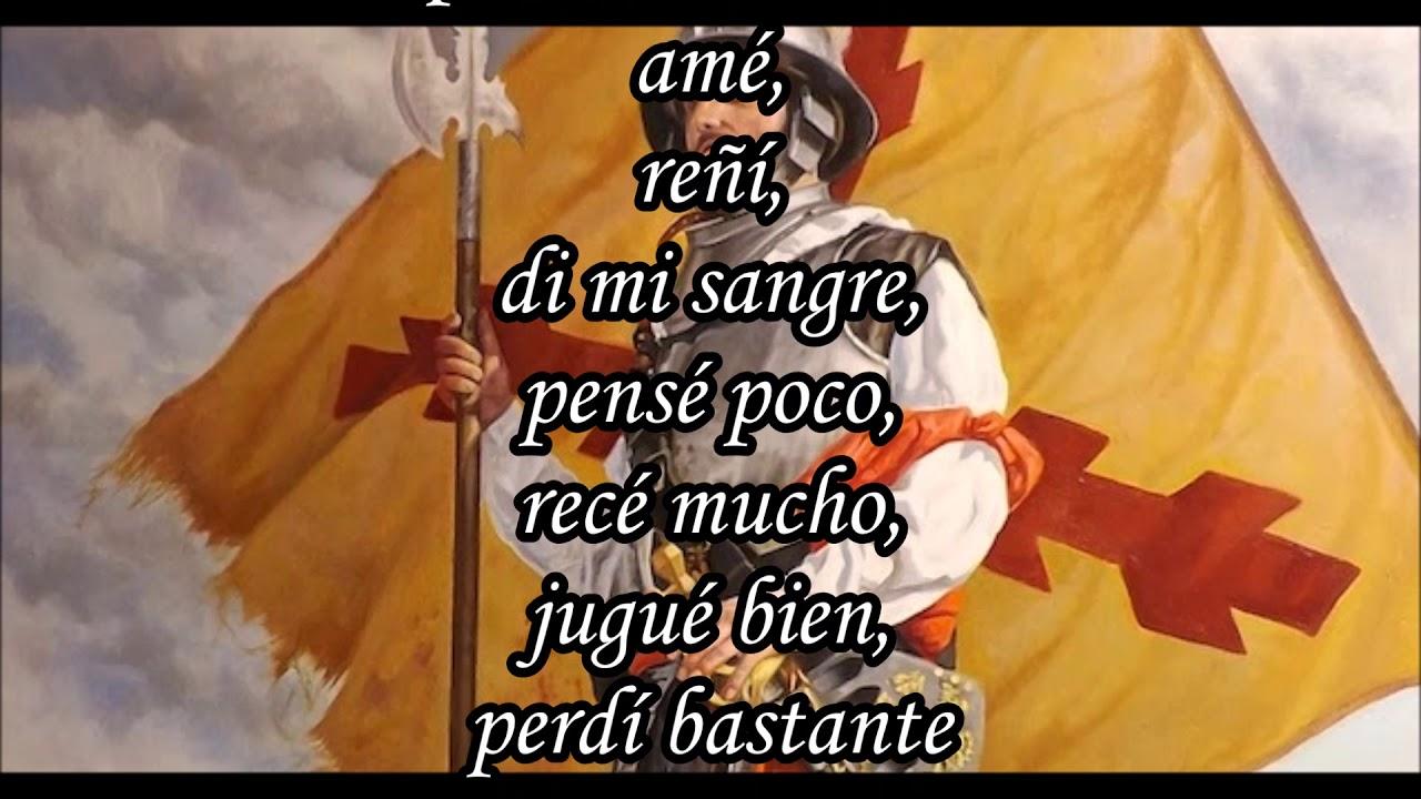 Brindis De Los Tercios Diego Hernando De Acuña Capitán De Los Tercios De Flandes Y Poeta