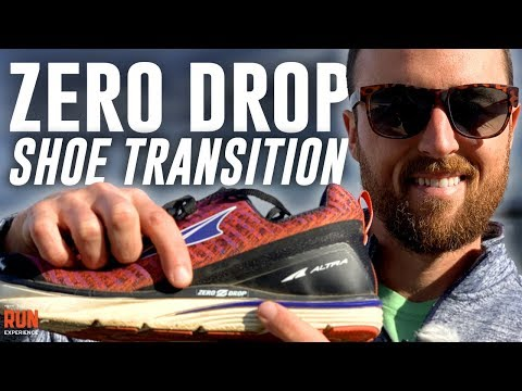 Transitioning To A Zero Drop Shoe Without Dropping Mileage Part 1