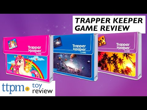 Trapper Keeper Game Review From Big G Creative