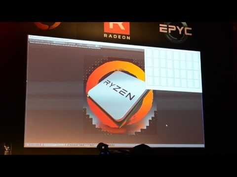 AMD RYZEN Treadripper 16 核心處理器效能測試
