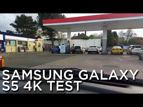 2014-04-11 'Samsung S5 Launch Day, 4K Test'