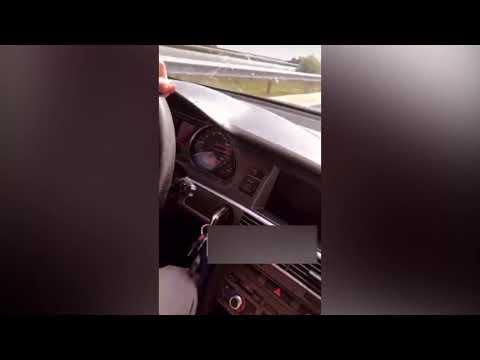 Pillado conduciendo a 225 km/h en una autovía de Valladolid por un vídeo que subió a redes sociales