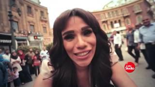 «غنيلها» أول كليب سيلفي لـ «رامي عياش» و«أمينة» (فيديو)