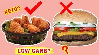 3 KETO & LOW CARB HACKS You Need to Know | Best Nutrition & Healthy Diet Tips to Lose Weight Quickly