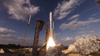 GOES-S Atlas V Launch in 360