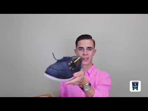 Product Review: Sperry Topsider Gold Cup