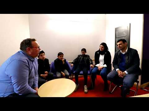 Telford The Ultimate Guide - The people of Telford (Part one)  The Syrian family