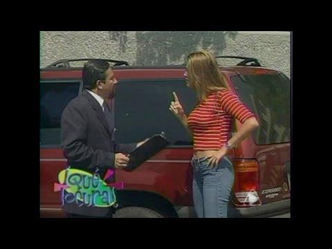 ¡Que Locura! El Inspector Rodriguez | Alicia Machado