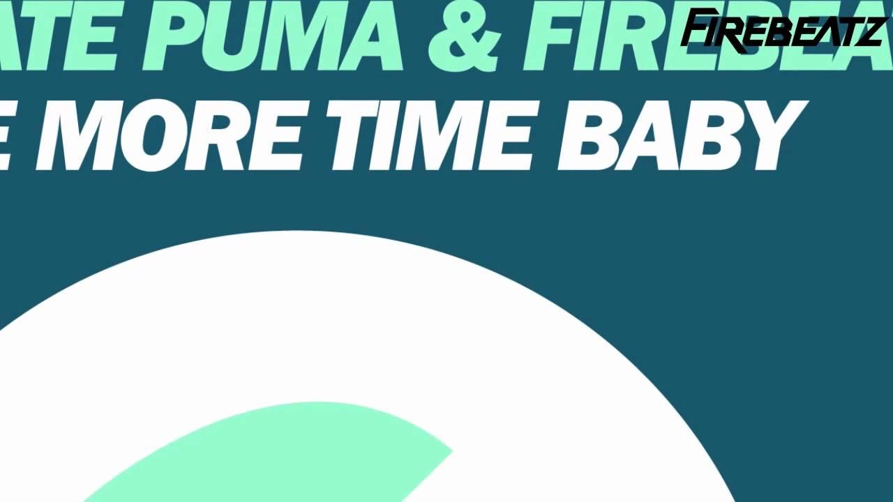 najlepsze trampki szczegóły dla buty do biegania Chocolate Puma & Firebeatz - Just One More Time Baby (Original Mix)