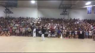 Usher- No limit ft Young Thug - BOY KILLS THE PEP RALLY!!!!!!!!!  Sign him