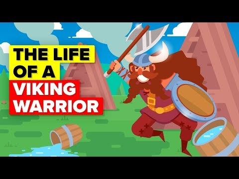 What Was Life of a Viking Warrior Like?