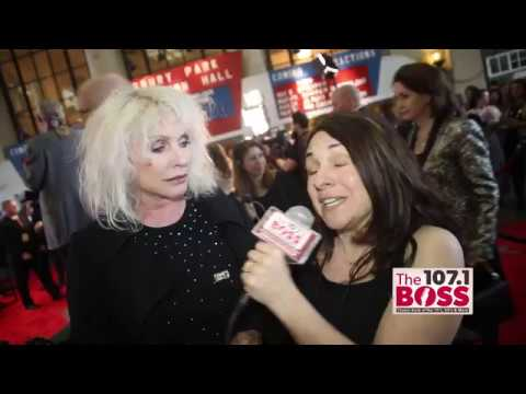 1071 The Boss: Debbie Harry  NJ Hall of Fame 2018