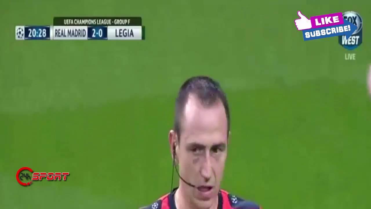 Download Real Madrid vs Legia Warszawa 5   1 All Goals & Highlights Champions League 18 10 2016