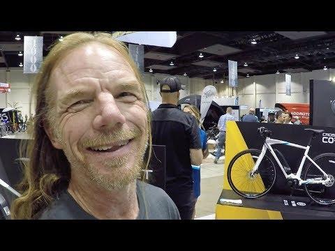 Ken Foraker Shares His Custom Bike & Talks About One Leg Cycling