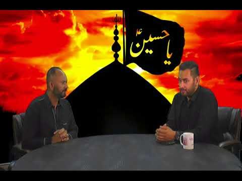 Current Affairs with Asim Naqvi on Velayat TV USA (10-15-2017)