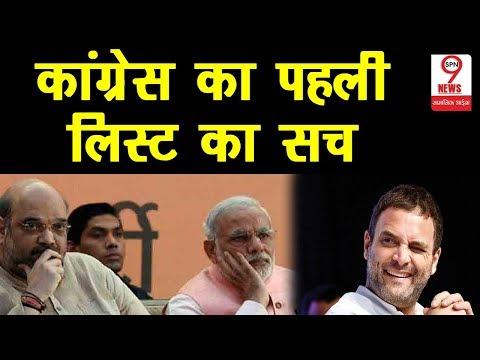 GUJARAT ASSEMBLY ELECTION: BJP की पहली लिस्ट पर CONGRESS का ये दांव पड़ेगा भारी, बनाई ये रणनीति