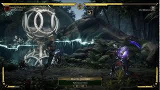 Mortal Kombat 11 Cassie Hitbox-Porn