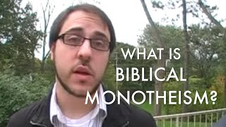 What is Biblical Monotheism? Part One - Messianic Niagara - Trinitarianism, Modalism, Unitarianism