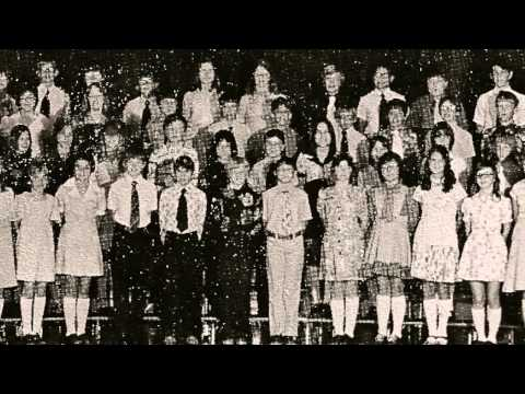 1975 Reede Gray Elementary School Choir, Redwood Falls, MN, 1975