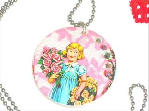 Candy Girlz jewelry,kawaii,resin,polymer clay