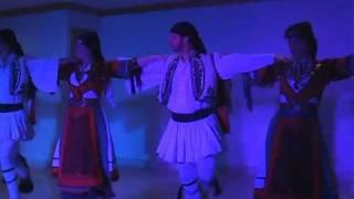 Greece dansing.Критская ночь и пектозали.