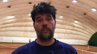 L'addio di Marco Fioravanzo alla Società Tennis Bassano