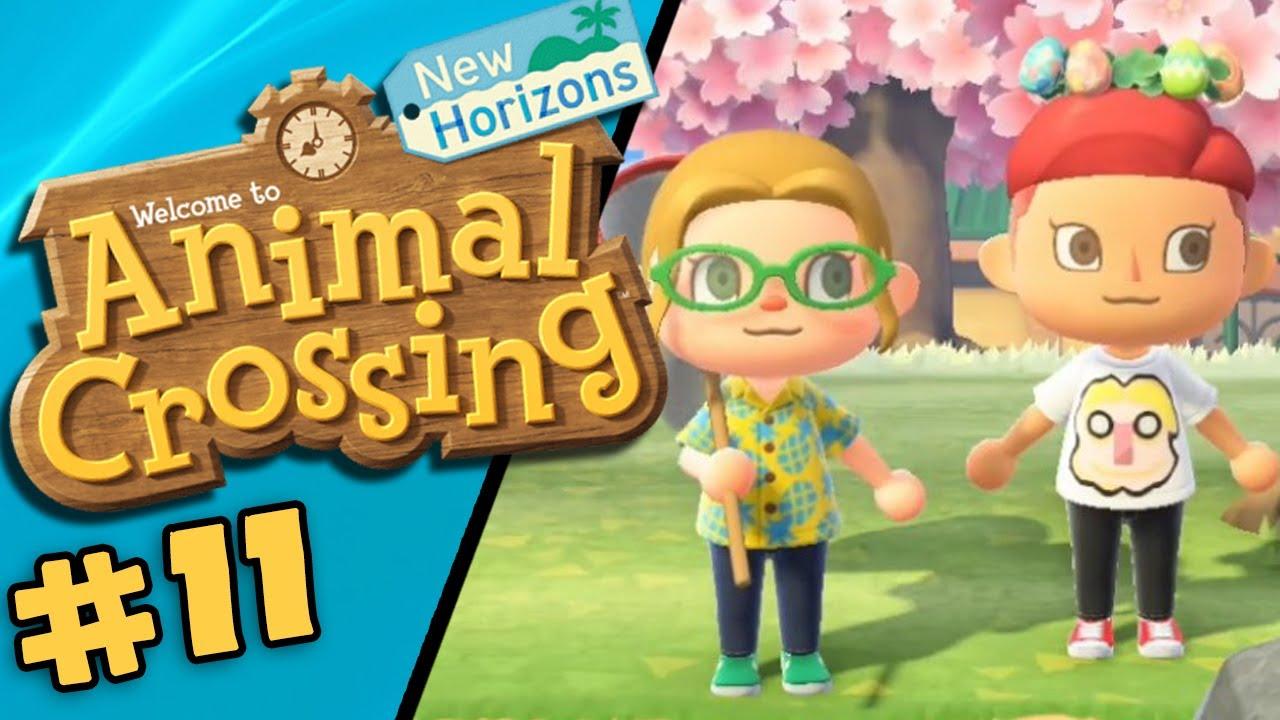 Animal Crossing New Horizons Human Pets 11 Youtube