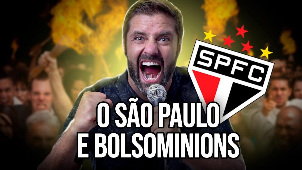 Fábio Rabin - O São Paulo... / Tretas com Bolsominions