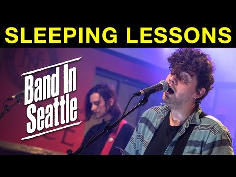 Sleeping Lessons - Band in Seattle - Full Episode
