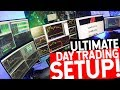 ULTIMATE DAY TRADING COMPUTER SETUP!
