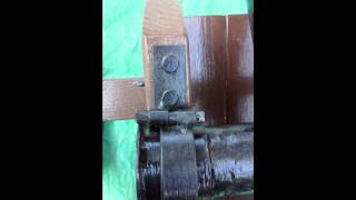 mountain howitzer 6 pounder blank firing cannon