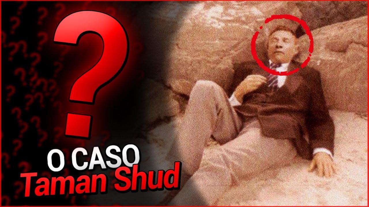 o MISTERIOSO HOMEM DESCONHECIDO | Taman Shud
