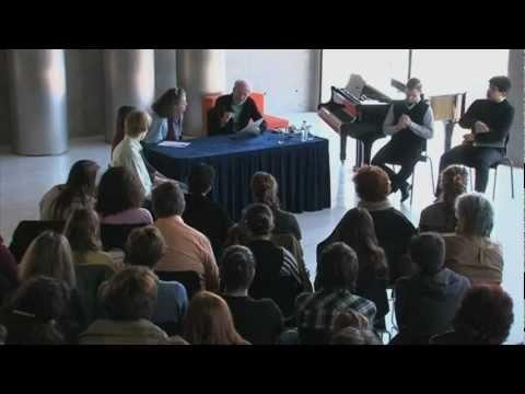 Gidon Kremer - 2011 - Concert, Master Class, Side Events
