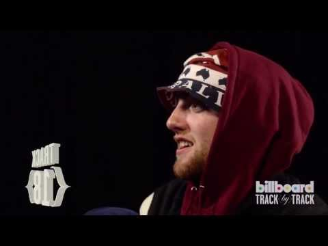 Mac Miller 'Watching Movies With the Sound Off' Track-By-Track Video Interview