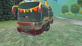 Off-road Coach Bus Simulator : off-road Bus Games 2021 || Gaming Abhishek lovers screenshot 3