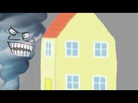 I edited a Peppa Pig episode cuz why not? #PeppaPigEdit #Tornado #Memes
