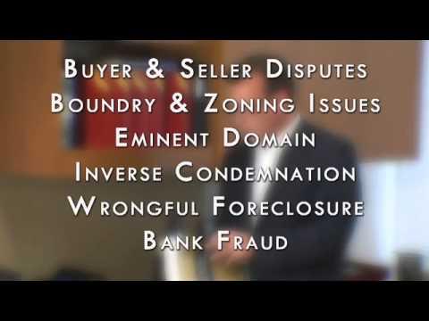 Los Angeles CA Real Estate Attorney Los Angeles County Real Estate Litigation Lawyer California