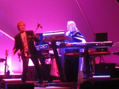 happy birthday JON ANDERSON RICK WAKEMAN 2016 The Meeting NJ ARW ABWH