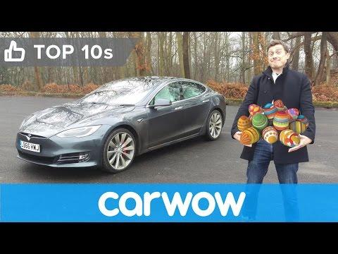 Tesla Model S Easter Eggs revealed | Top 10s
