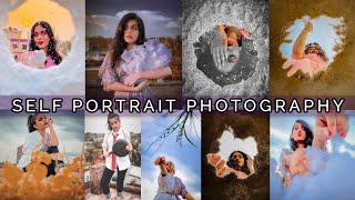 Ndoor Self-Portrait Photography Using Phone PART-2 V RAL Photography Hacks Home Photoshoot  Dea