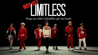 NCT 127 Limitless ~ Things You Didn