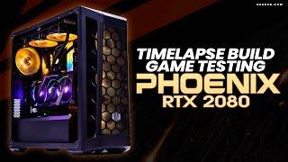 Đôi cánh cho ước mơ chiến mọi game khủng | GVN Phoenix RTX 2080
